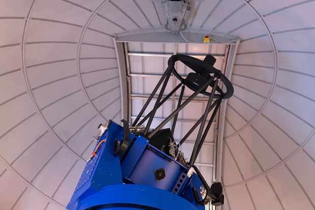UCL Perren telescope