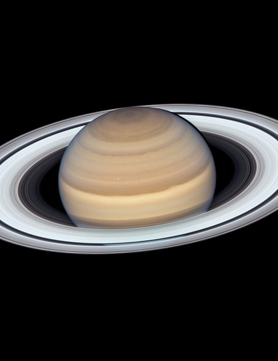 Saturn Hubble Space Telescope, 20 June 2019