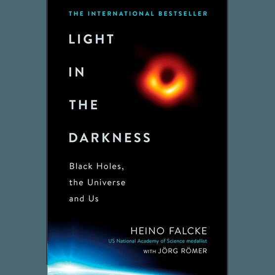 Heino Falcke book light darkness