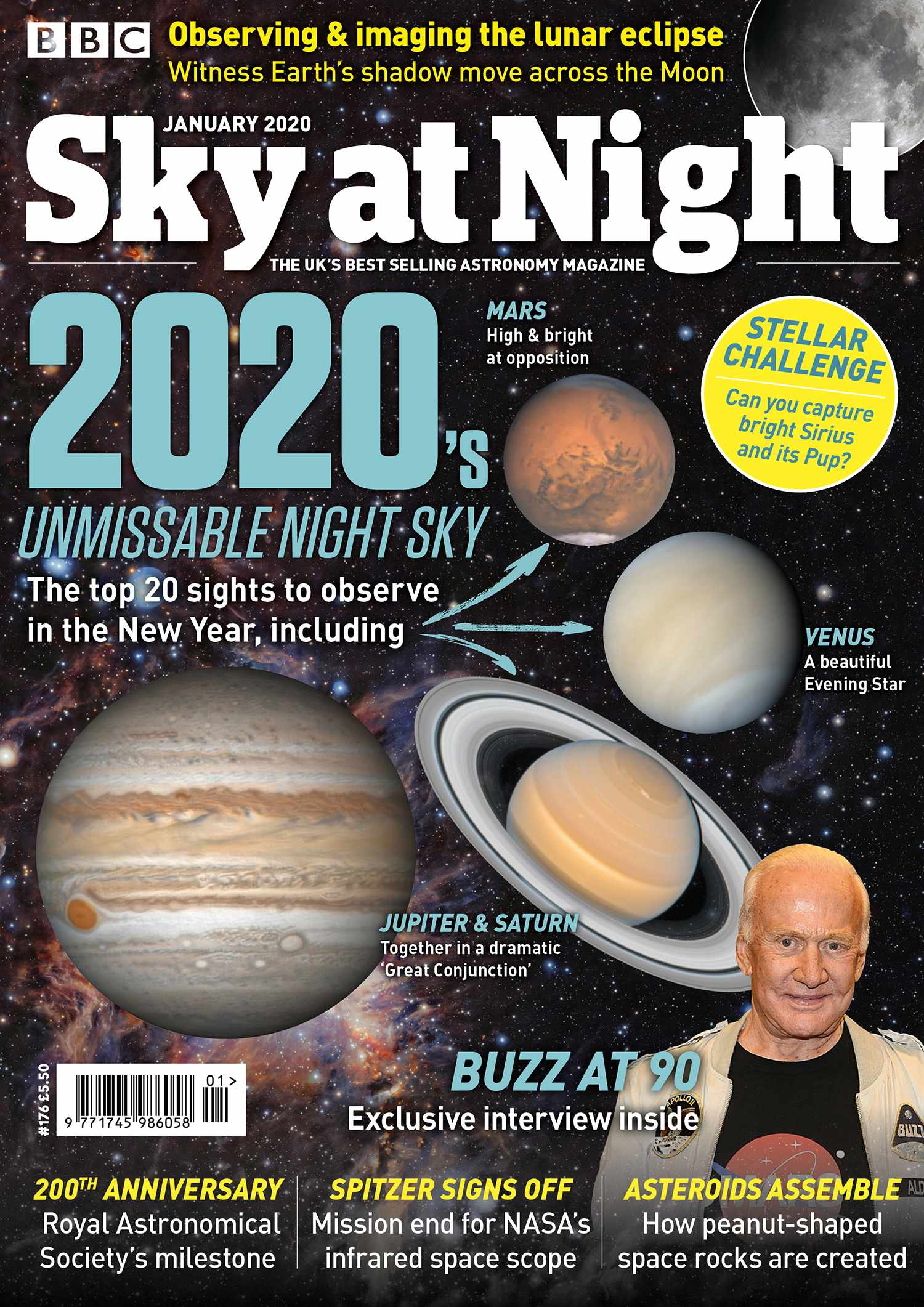BBC Sky at Night Magazine January 2020 issue