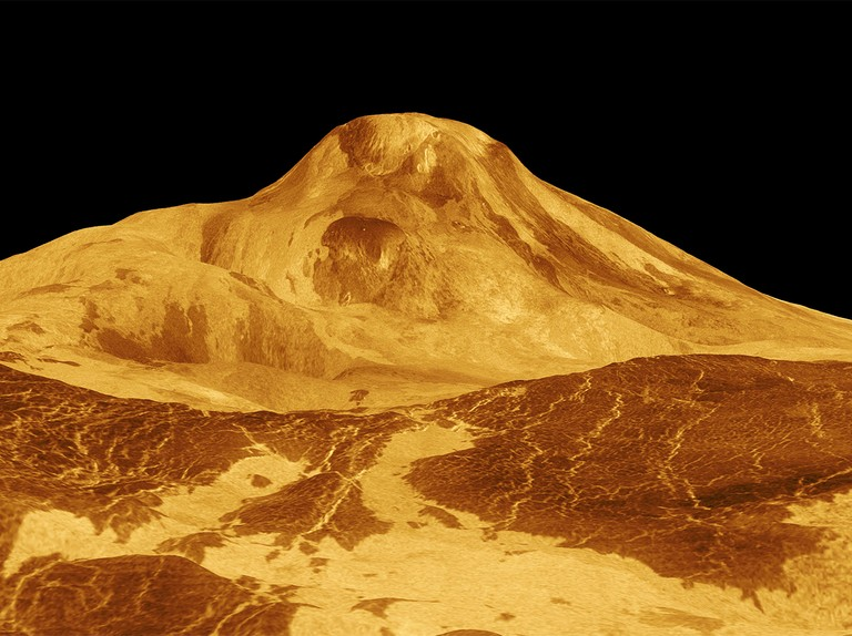 A guide to the mountains of Venus