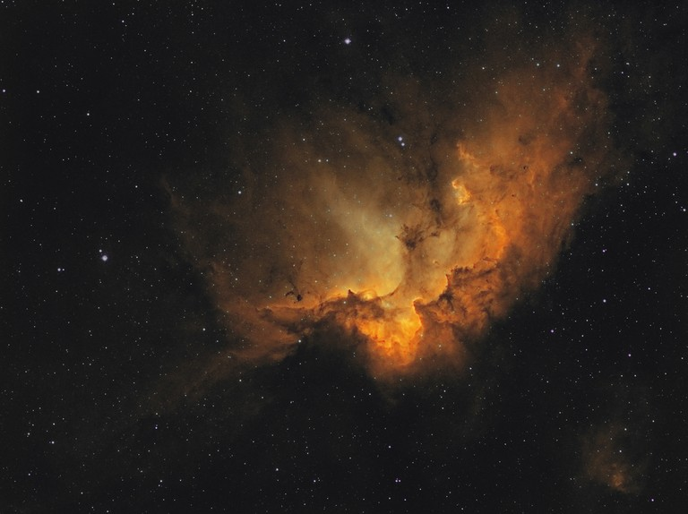 Use PixInsight to enhance a galaxy's brightness without affecting stars