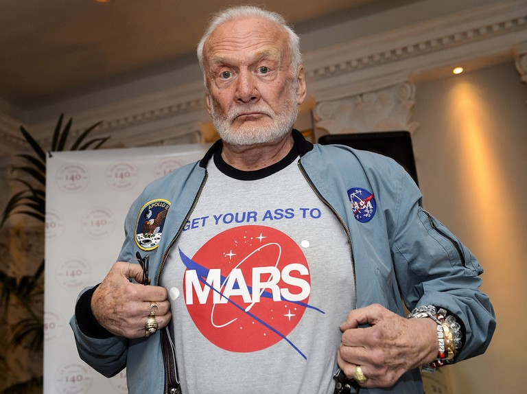 Buzz Aldrin at 90: an interview with the Apollo 11 astronaut