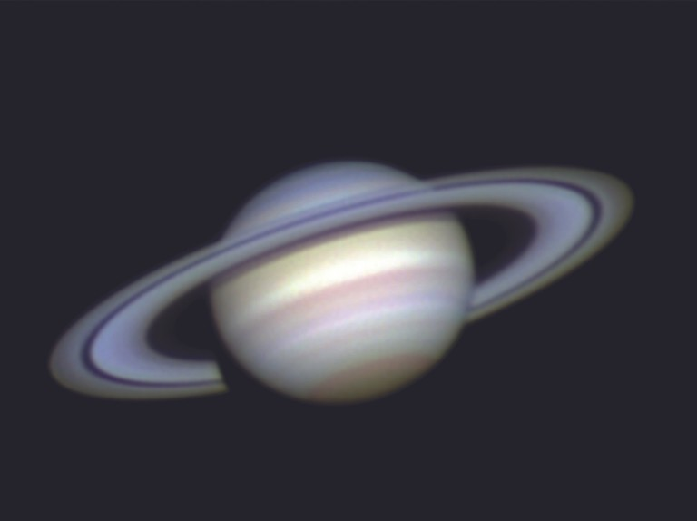 How to capture scientific images of Saturn