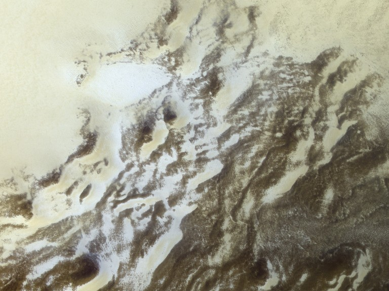 Mars is shedding water far quicker than thought