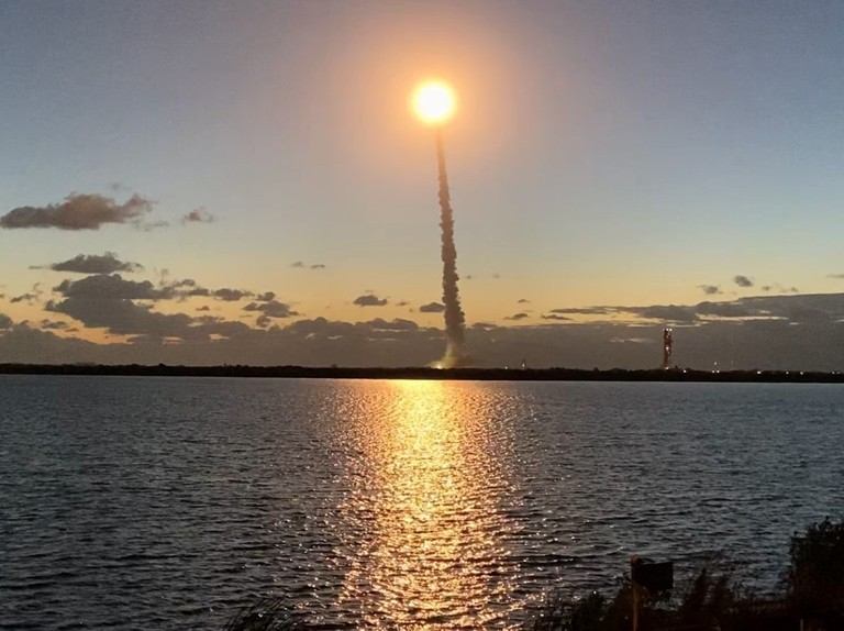 Go for launch: attending a rocket lift-off at Kennedy Space Center