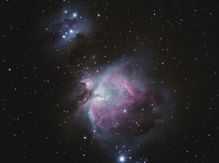 How to photograph the Orion Nebula
