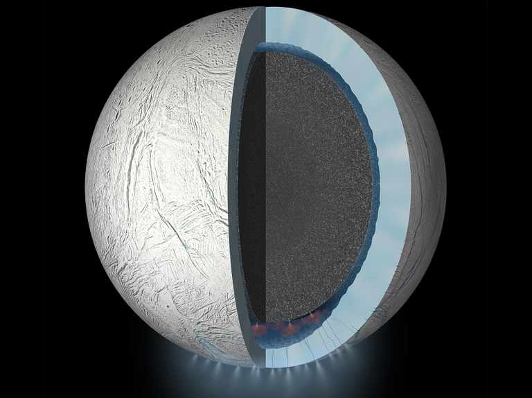 Saturn's moon Enceladus: interior could be more complex than initially thought