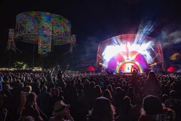 Bluedot festival 2020 lineup announced