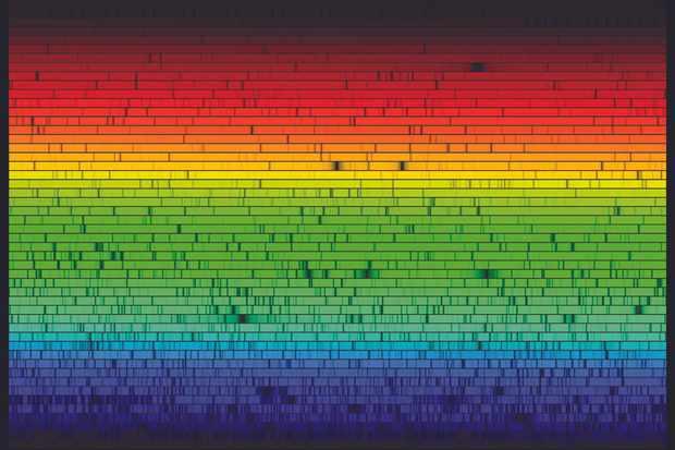 Splitting starlight: the science of spectroscopy