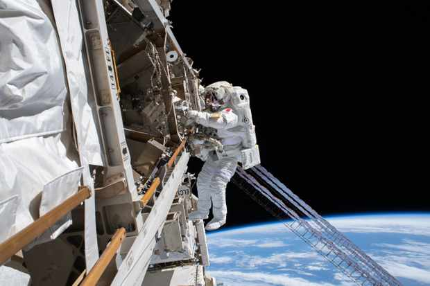 What are the biggest dangers on the International Space Station?