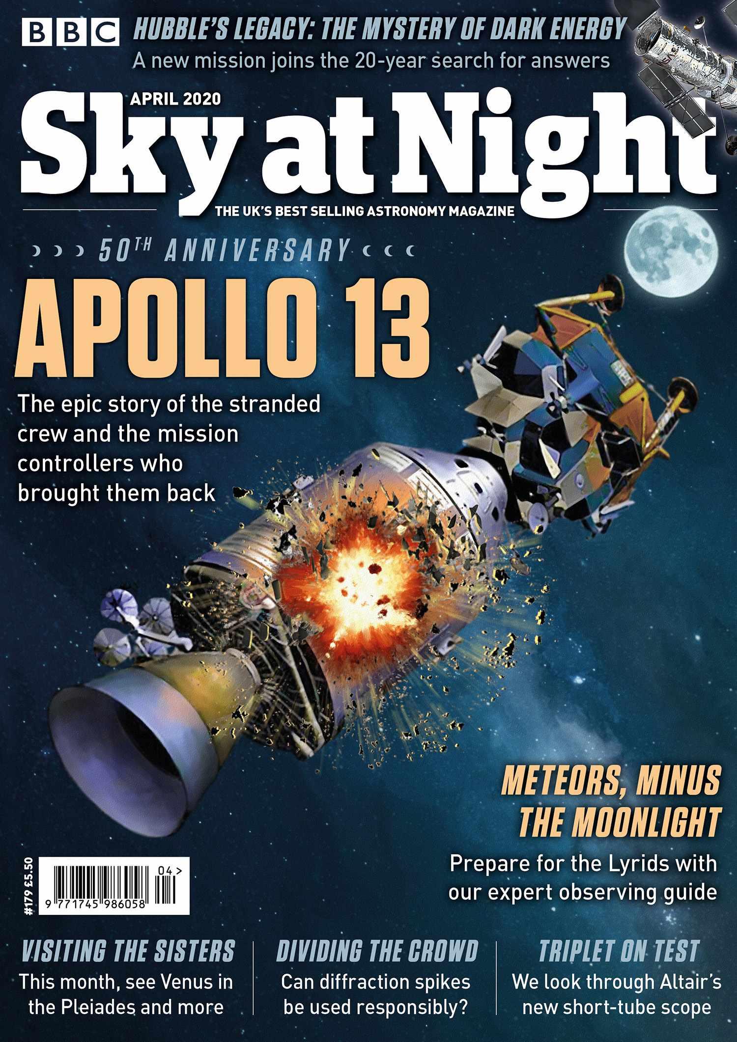 BBC Sky at Night Magazine April 2020 issue