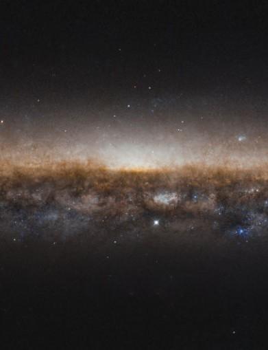 NGC 5907, Knife Edge Galaxy Hubble Space Telescope, 22 June 2020