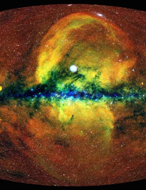 X-ray all-sky survey eROSITA telescope, 19 June 2020
