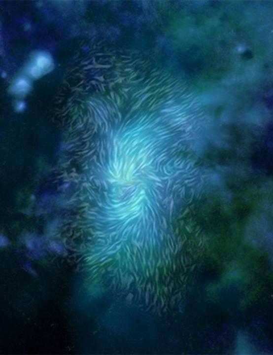 Magnetic fields at Sagittarius A SOFIA, Herschel Space Observatory, Hubble Space Telescope, 2 June 2020