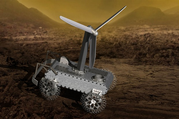 Venus rover: a new mission to land on the hellish planet