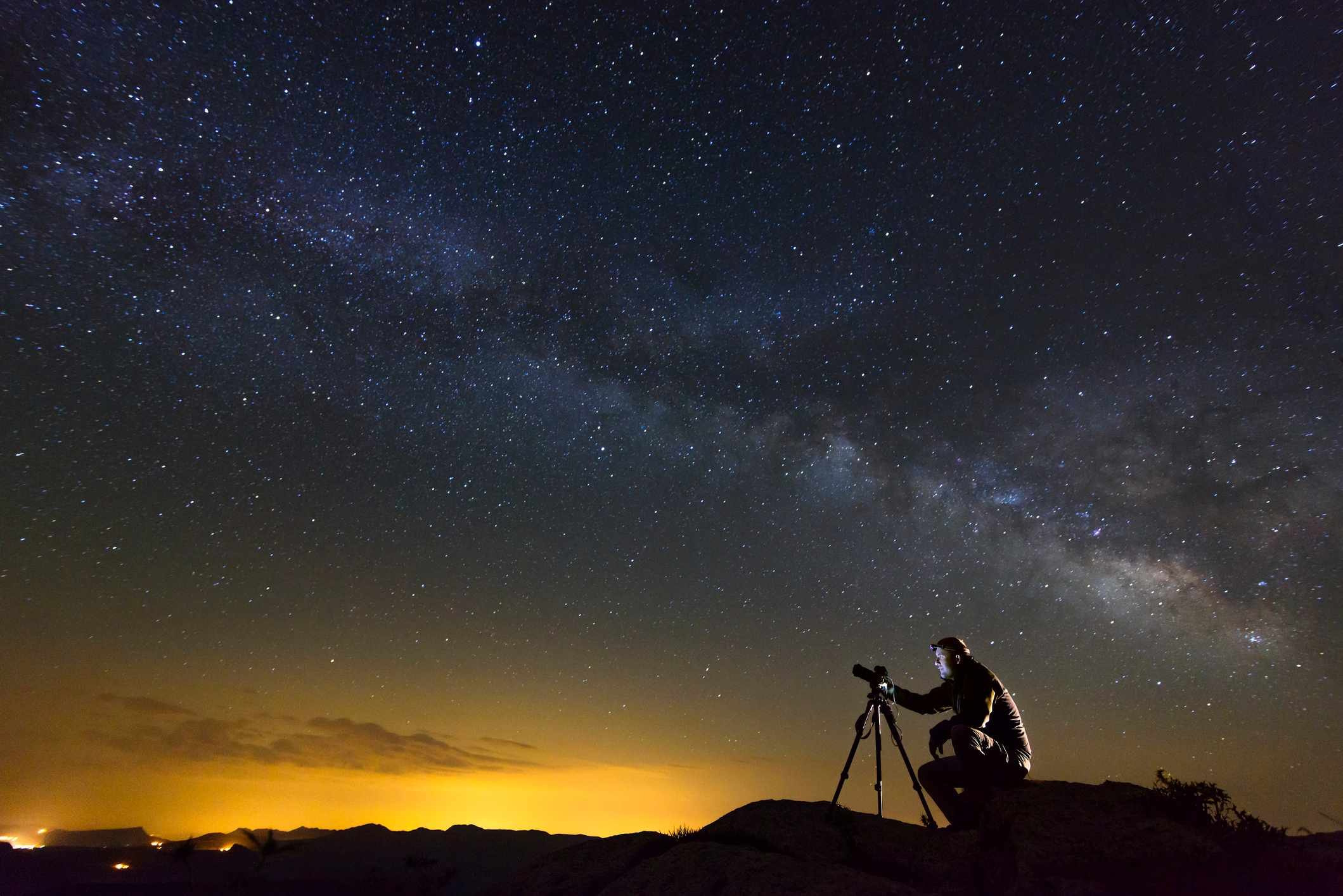 Best equipment for photographing meteors 2021