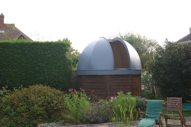 How to build a home observatory