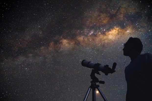 Your first night with a telescope