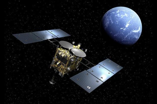 Hayabusa 2: Japan's asteroid return mission