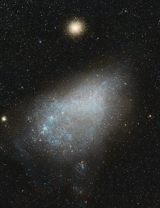 Small Magellanic Cloud Fernando Menezes, Brazil, 21–24 July 2020. Equipment: Canon 6D DSLR camera, Canon EF 200mm f/2.8L II USM lens, iOptron SmartEQ mount