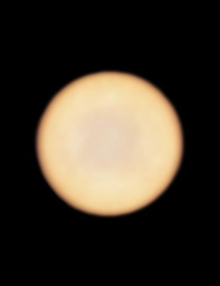 Venus Atacama Large Millimeter/submillimeter Array, 14 September 2020. Credit: ALMA (ESO/NAOJ/NRAO), Greaves et al.