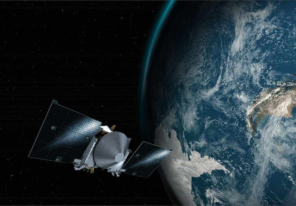 Podcast: OSIRIS-Rex and the science of the asteroid belt