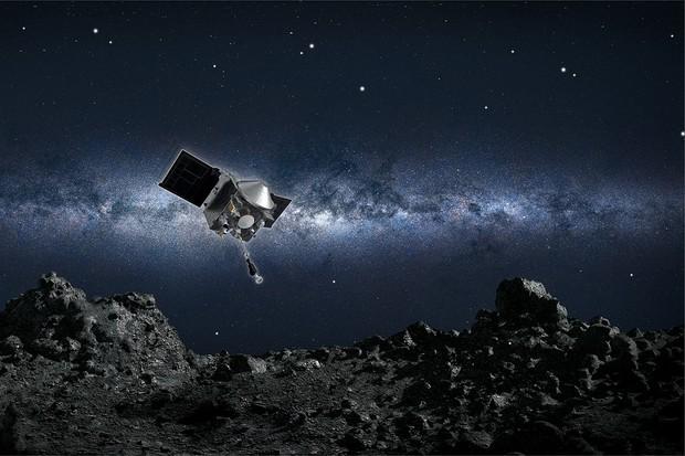 OSIRIS REx: NASA's mission to return an asteroid sample to Earth