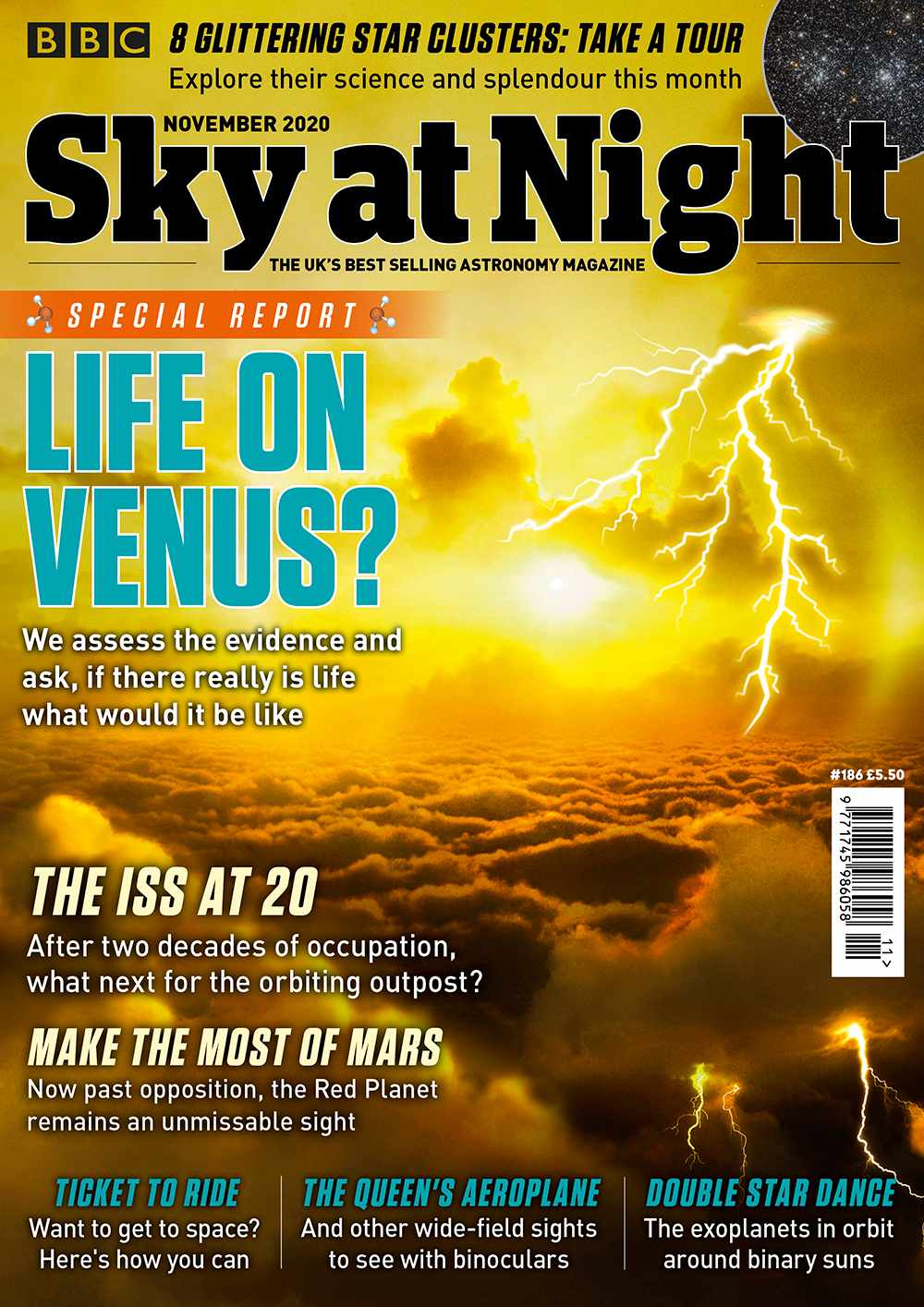 BBC Sky at Night Magazine November 2020 issue