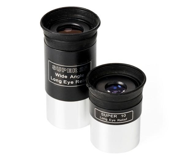 Sky-Watcher StarQuest 130P Newtonian reflector eyepieces