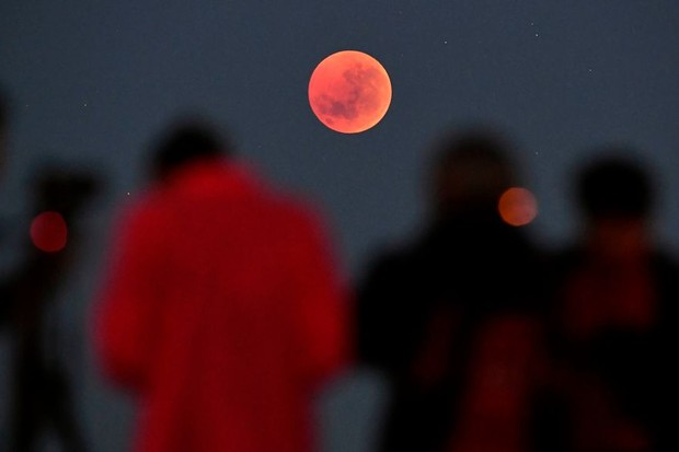 Lunar eclipse: what it is and how to see one