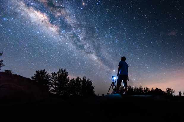 Stargazing 2021: what to see in the night sky this year