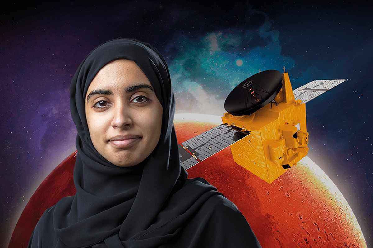 Hessa Rashid Al Matroushi discusses the Emirates Mars mission on the Radio Astronomy podcast.
