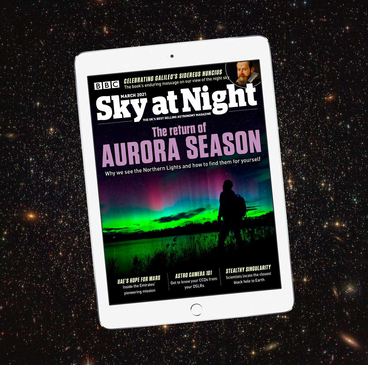 BBC Sky at Night Magazine March 2021 issue
