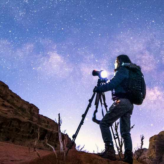 Astrophotography a beginner's guide. Credit: Bento Fotography / Getty Images