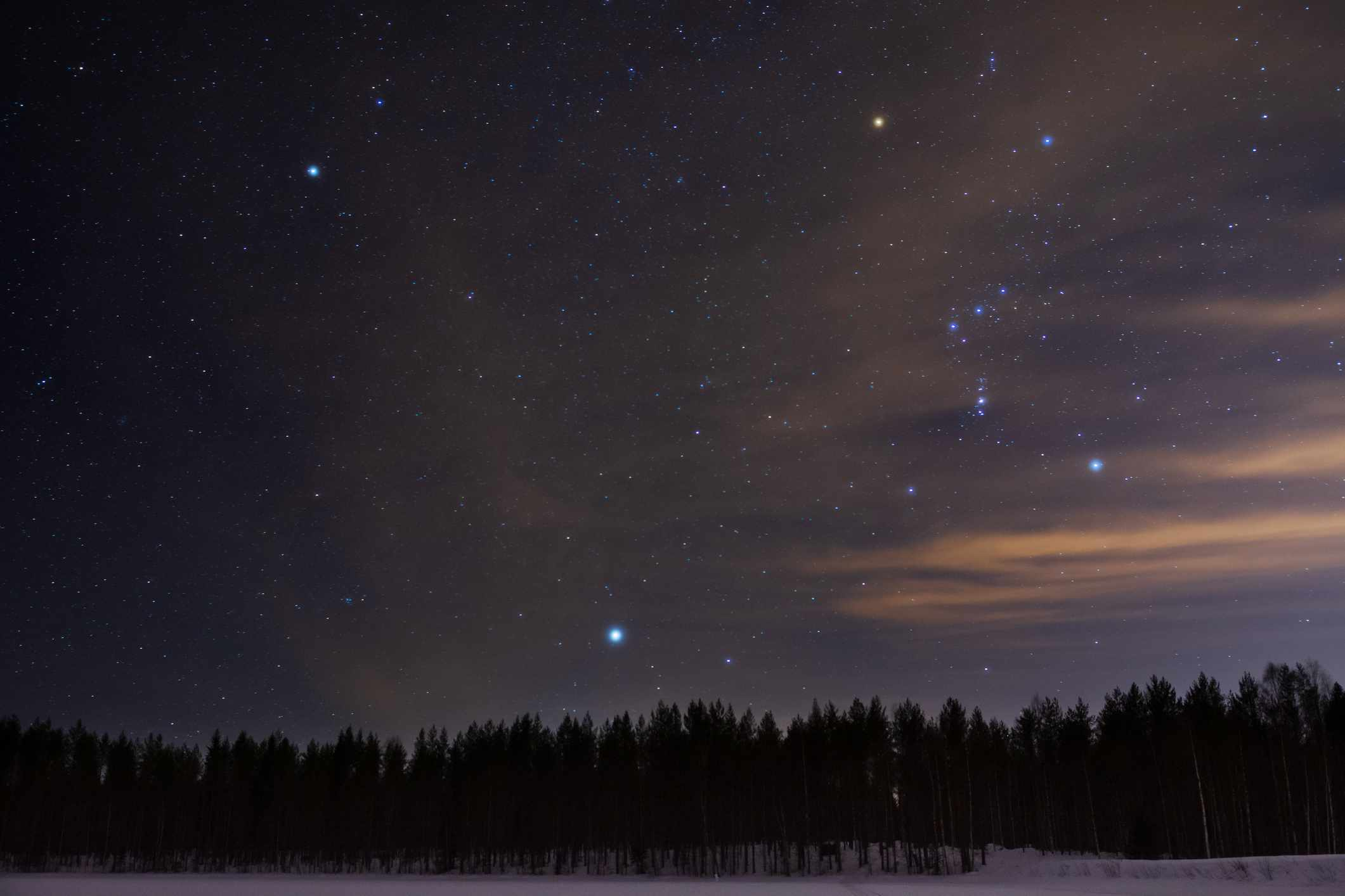 What is the brightest star in the sky?