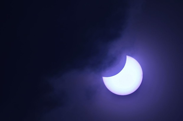 See the solar eclipse on 10 June 2021