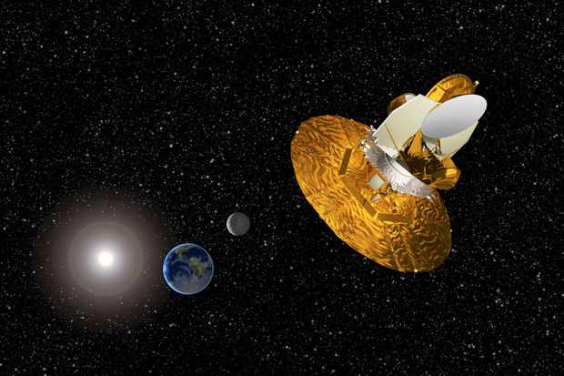 WMAP: the NASA mission that mapped the cosmic microwave background