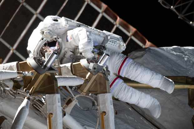 What happens to our genes in space?