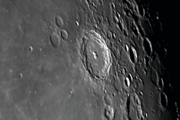 A guide to the Moon's Petavius Crater