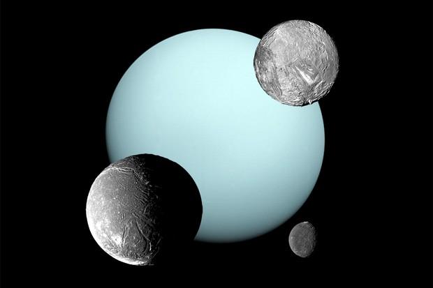Uranus  - cover