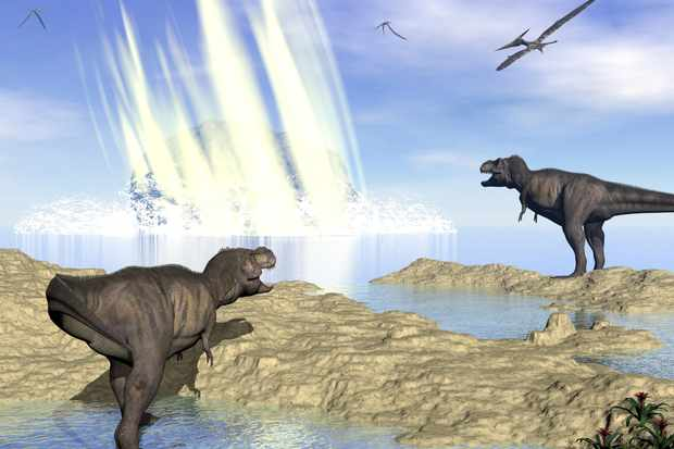 What was the asteroid that killed the dinosaurs?