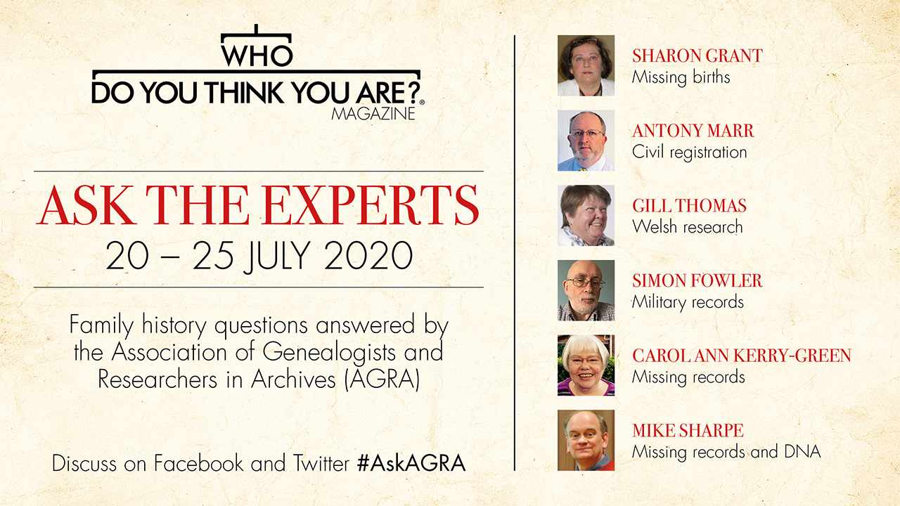 AGRA Ask the Experts