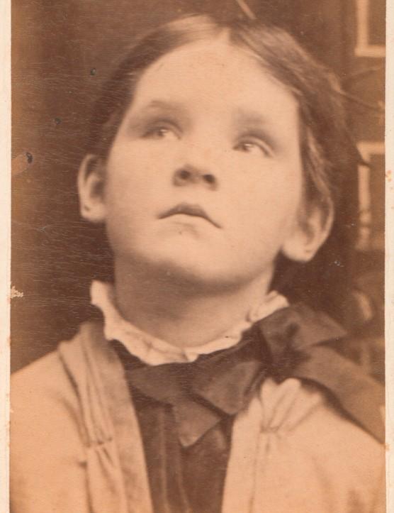 Gertrude Sailman in Jamaica