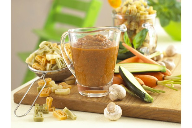 Annabel Karmel's Hidden Vegetable Sauce