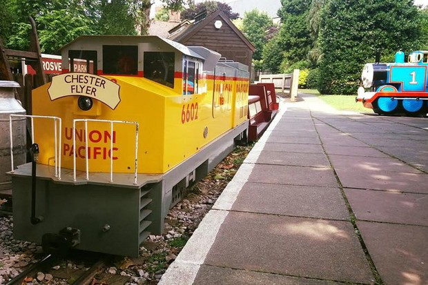 Grosvenor Park & Miniature Railway