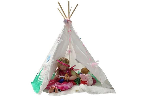 hobbycraft kids tepeee play tent
