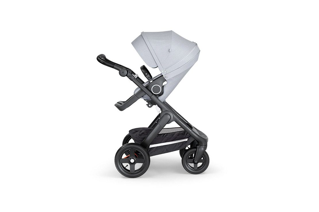 New RAINCOVER Zipped to fit Stokke Trailz Pushchair Seat Unit /& Carrycot