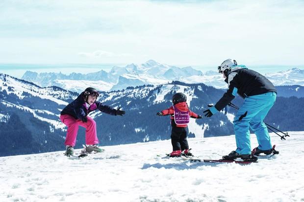 ski-famille