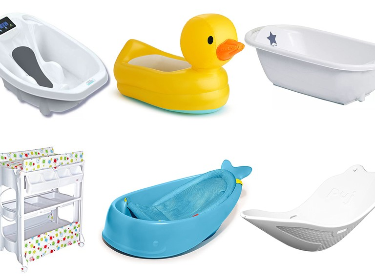 10 best baby baths for newborns and babies 2021 - MadeForMums